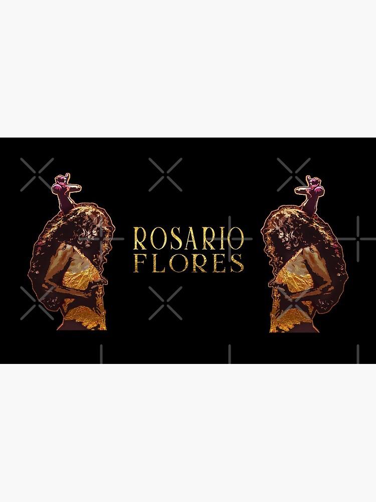 Rosario Flores Micrófono Oro de danimota