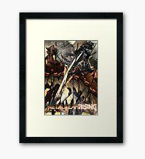 Metal Gear Rising: Revengeance - Raiden  Framed Print