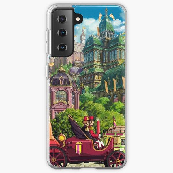 Howls Royal Town Samsung Galaxy Soft Case