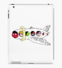 Dreamcloud Airline iPad Case/Skin