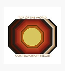 Top of the World Photographic Print