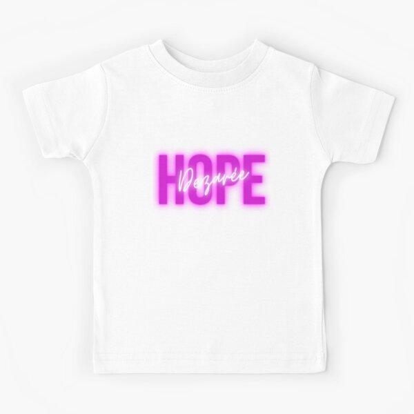Dezaree Hope Kids T-Shirt