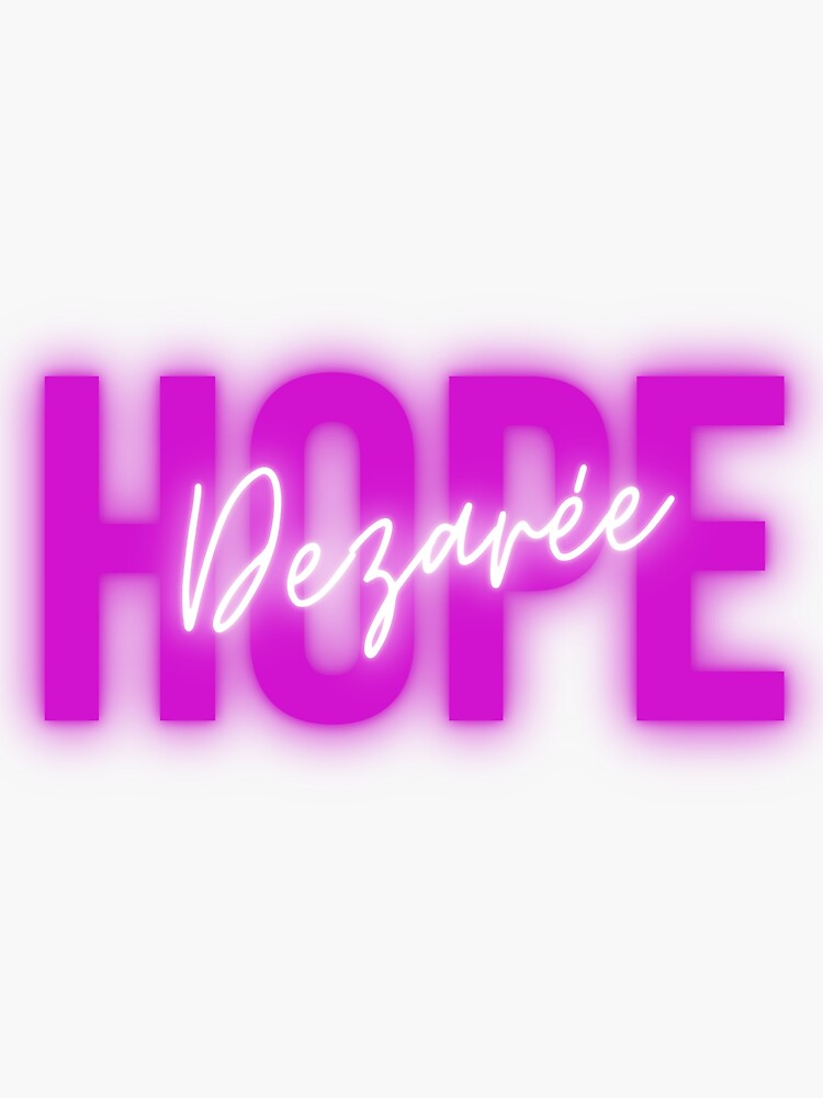 Dezaree Hope by kgerstorff