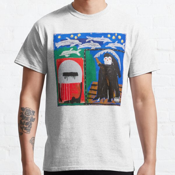 Action Bronson - Only For Dolphins Classic T-Shirt
