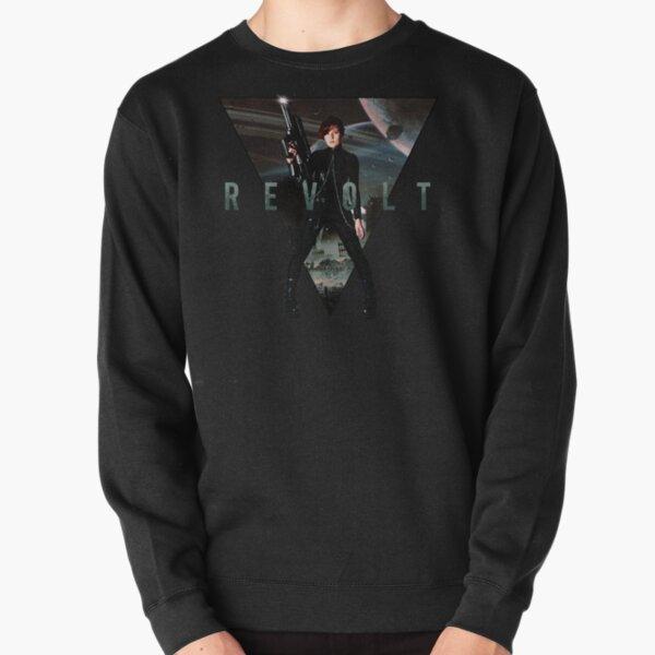 Revolt Pullover Sweatshirt