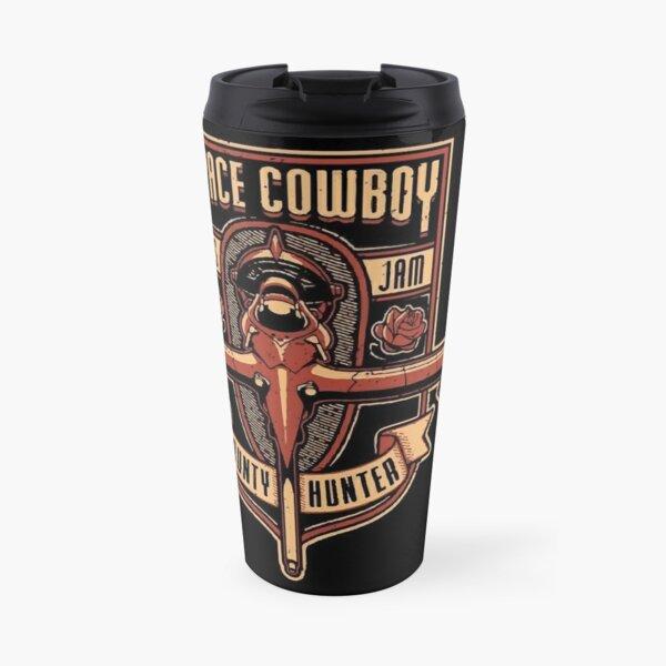space cowboy bebop let's jam Travel Mug