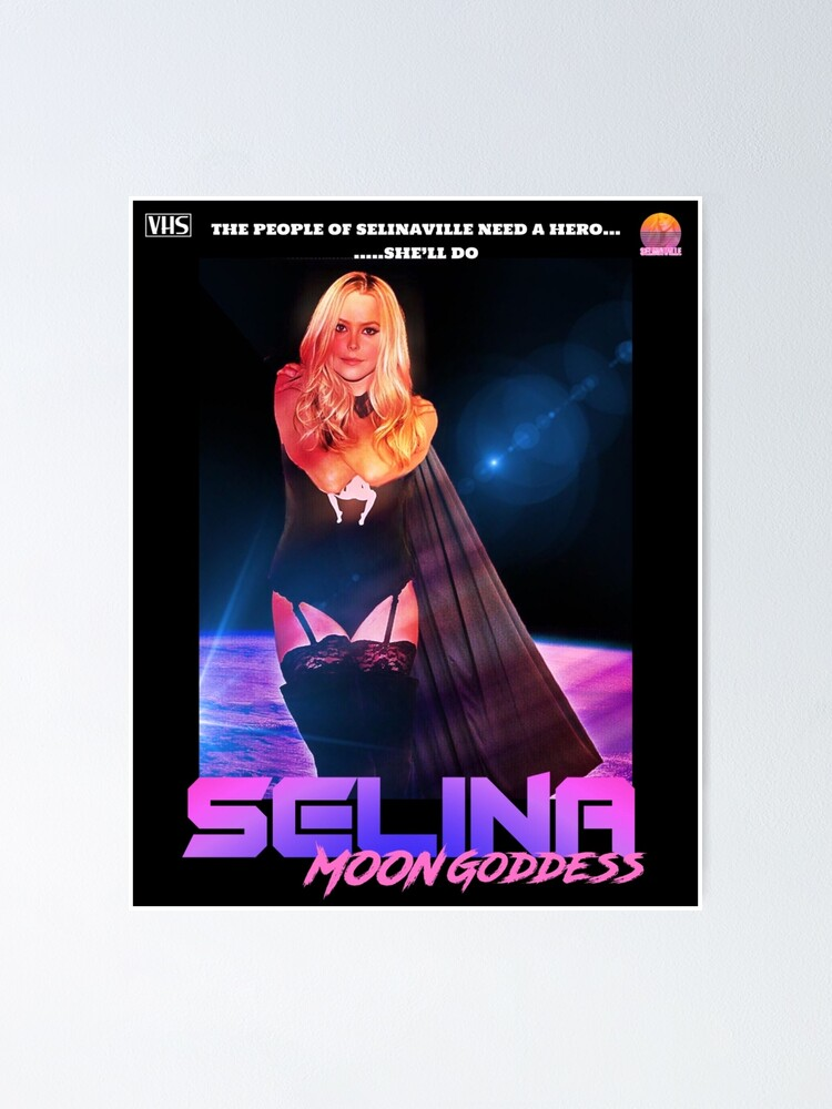 Alternate view of Selina : Moon Goddess Movie Poster Poster