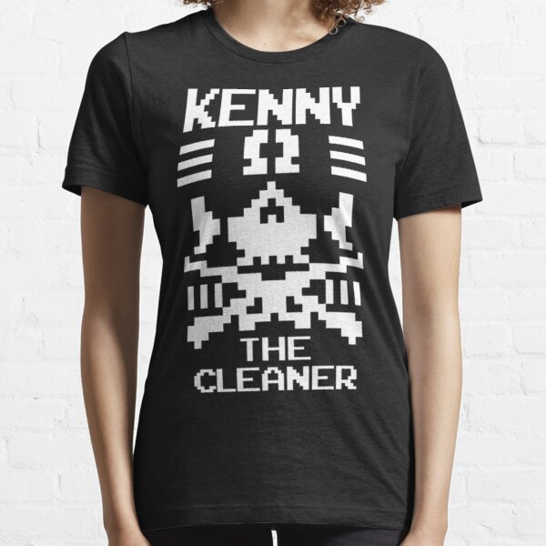 Kenny Omega 8-bit The Cleaner Bullet Club Essential T-Shirt