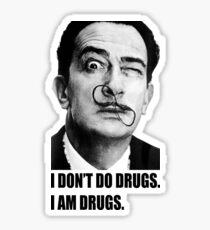 Salvador Dalí Sticker