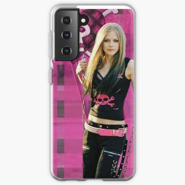 Avril lavigne Samsung Galaxy Soft Case