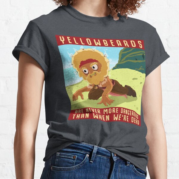 Yellowbeard Classic T-Shirt