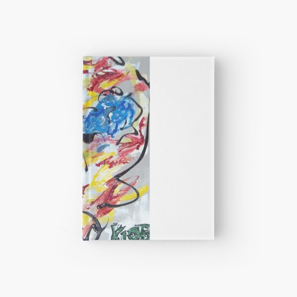 Mixed Drink Hardcover Journal