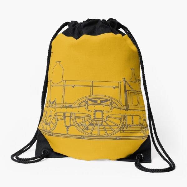 understanding engineers Drawstring Bag