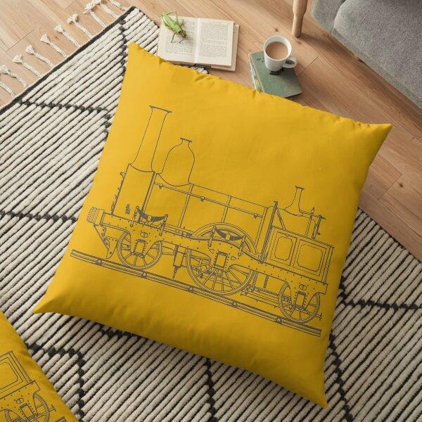 understanding engineers Floor Pillow