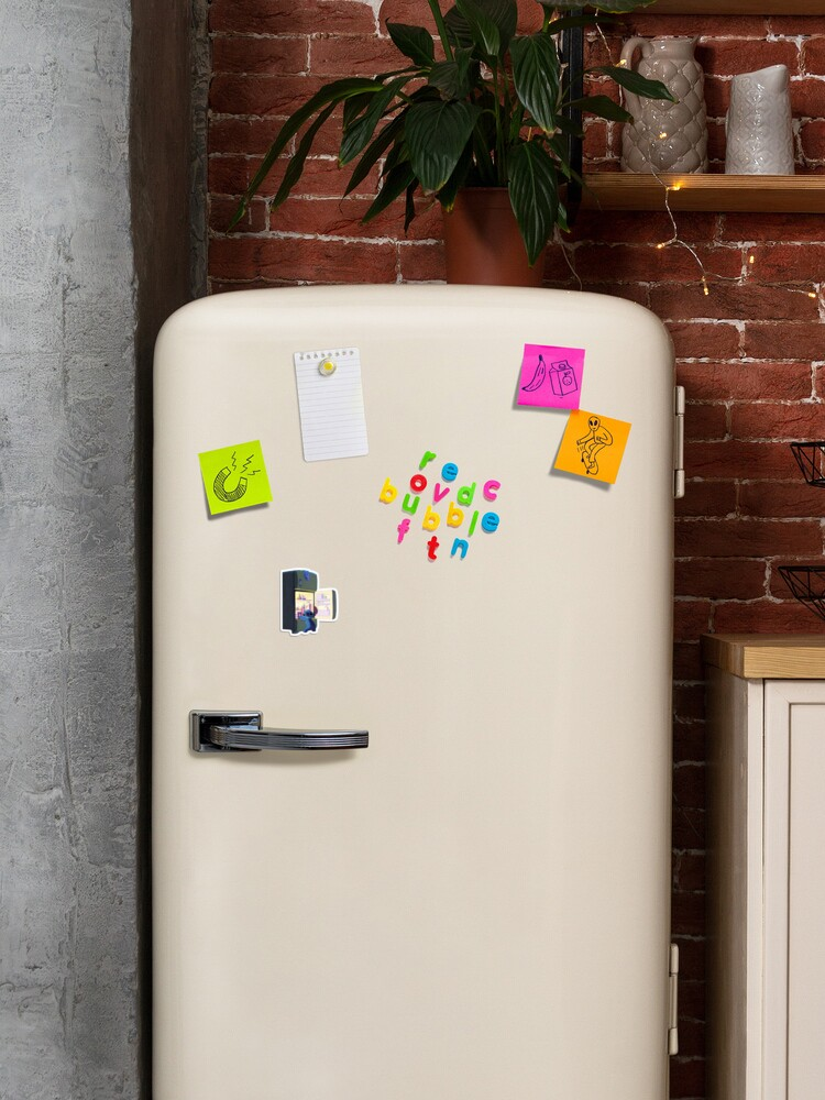 Alternate view of Stitch Refrigerator Magnet