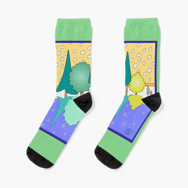 Reflections Socks