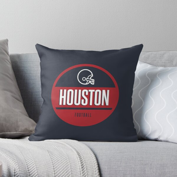 Houston Texans Pillows Cushions Redbubble