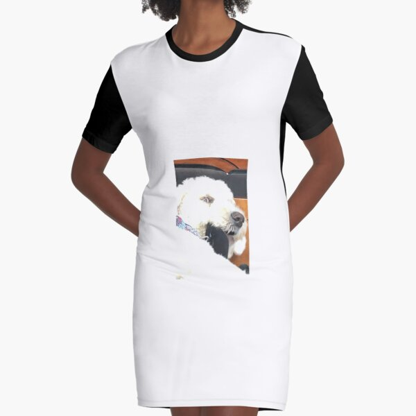 Caught redhanded Graphic T-Shirt Dress