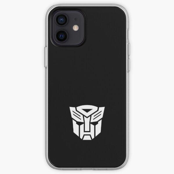 Transformers - White Autobot Symbol iPhone Soft Case