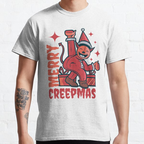 Merry Creepmas Classic T-Shirt