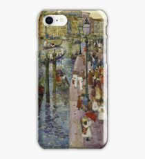 Maurice Brazil Prendergast , THE GRAND CANAL, VENICE iPhone Case/Skin