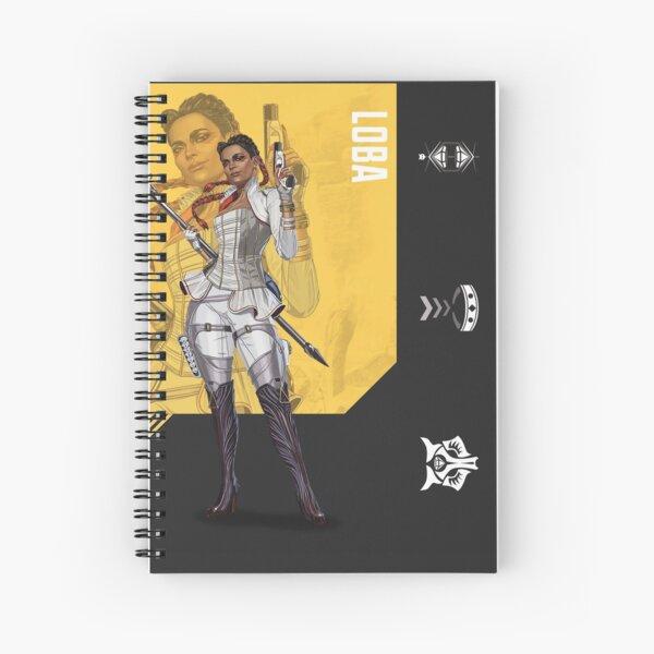 Copy of Copy of Apex Legends - Pathfinder Cuaderno de espiral