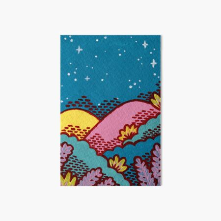 Magical Lands Art Board Print