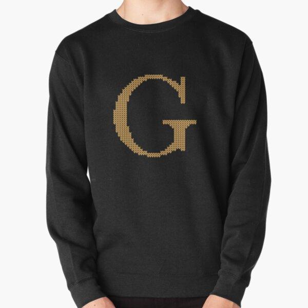 Copy of Weasley Sweater Letter G Pullover Sweatshirt