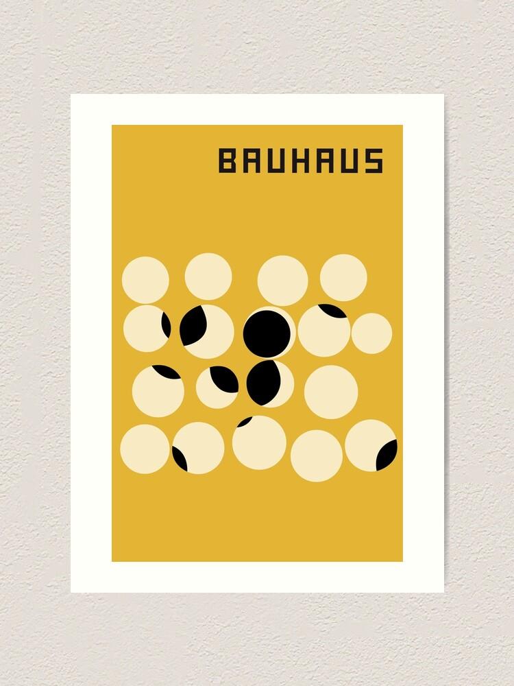 Alternate view of Bauhaus #46 Art Print