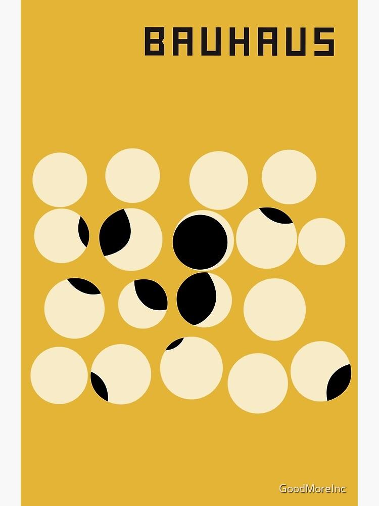 Bauhaus #46 by GoodMoreInc