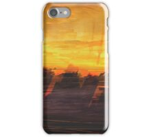 X1-city iPhone Case/Skin