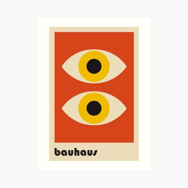 Bauhaus #50 Art Print