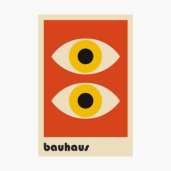 Bauhaus #50 Photographic Print