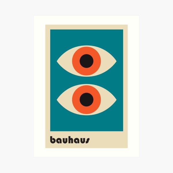 Bauhaus #51 Art Print