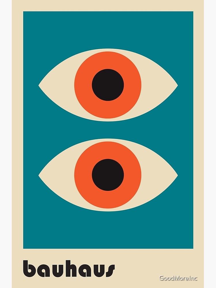 Bauhaus #51 by GoodMoreInc
