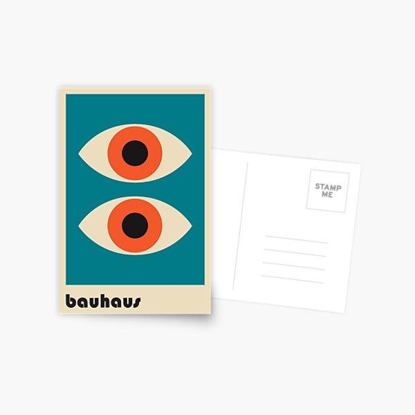 Bauhaus #51 Postcard