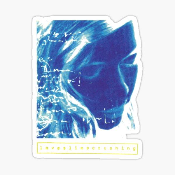 Lovesliescrushing - Bloweyelashwish Sticker