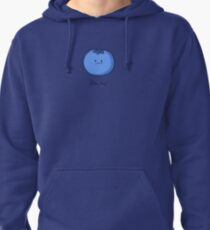 Blueberry Pullover Hoodie
