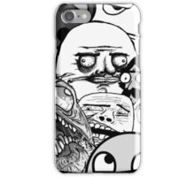 The Grand Collection of Memes iPhone Case/Skin
