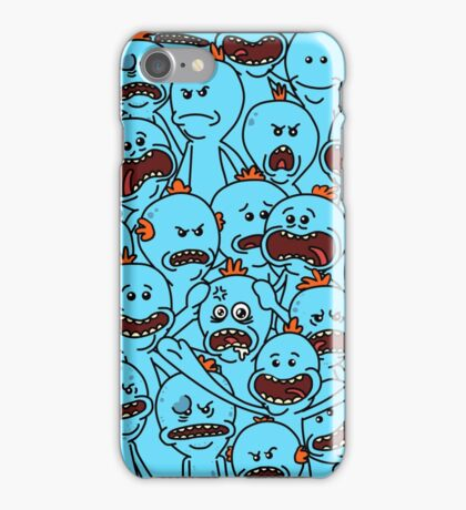 Meeseeks Takeover iPhone Case/Skin
