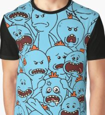 Meeseeks Takeover Graphic T-Shirt