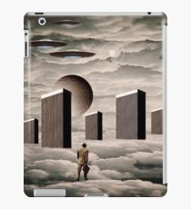 Vinilo o funda para iPad Worlds Unknown