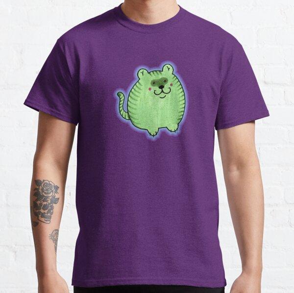 Fat Green Tiger Classic T-Shirt