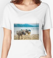 Water Buddies Women's Relaxed Fit T-Shirt