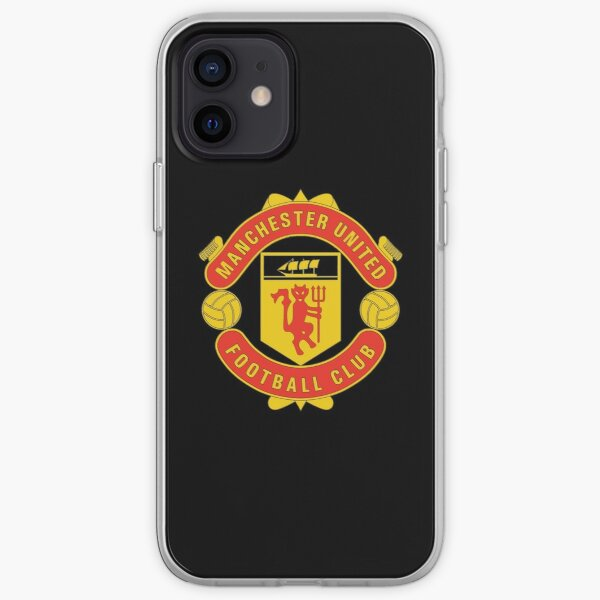 United-manchester iPhone Soft Case