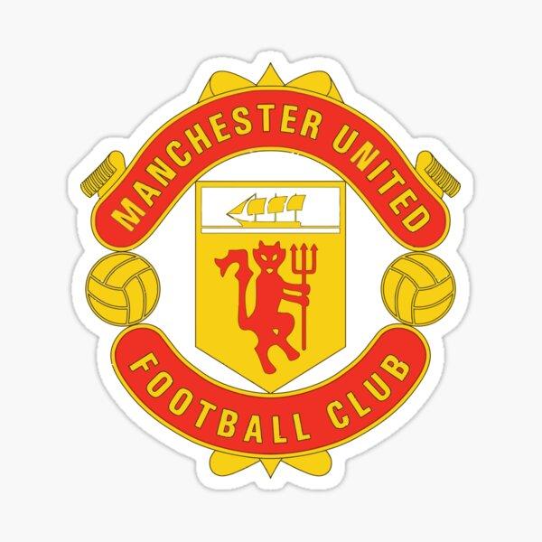 United-manchester Sticker