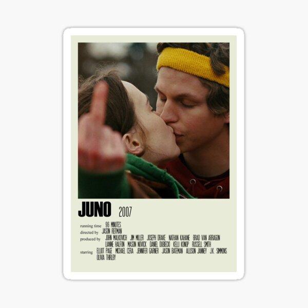 Affiche alternative Juno Art Movie Large (3) Sticker