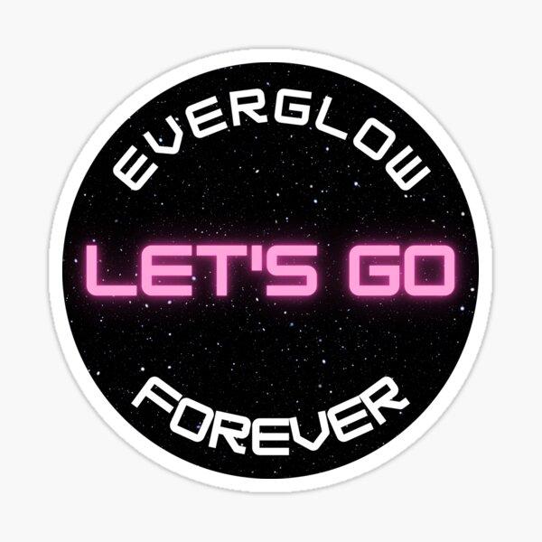Everglow Forever Pegatina
