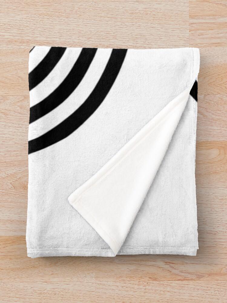 Alternate view of #Cretan, #labyrinth, Cretanlabyrinth Throw Blanket
