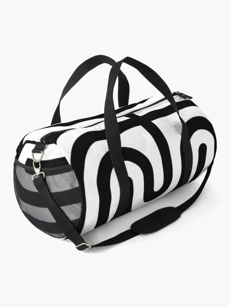 Alternate view of #Cretan, #labyrinth, Cretanlabyrinth Duffle Bag